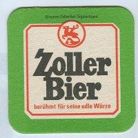 Zoller alátét A oldal